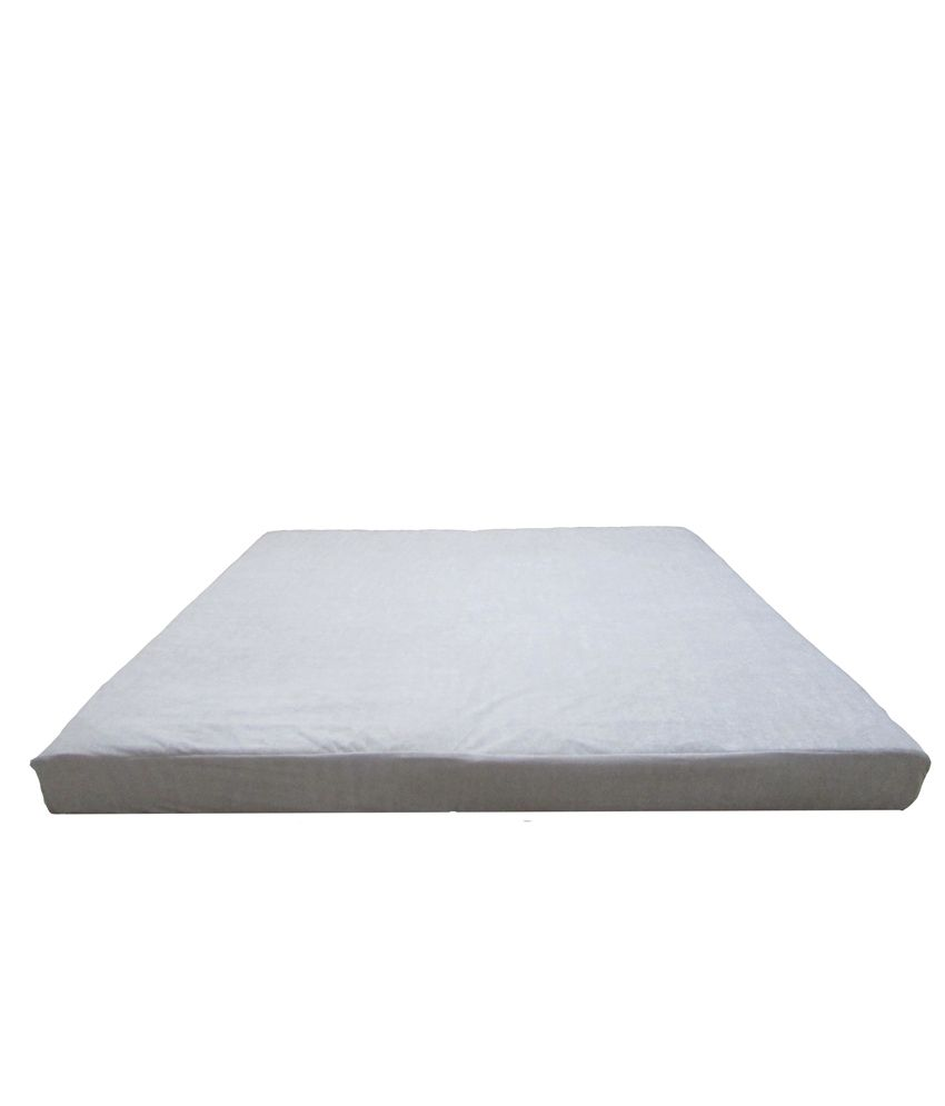 quickfit mattress protector 78x72 grey buy quickfit mattress