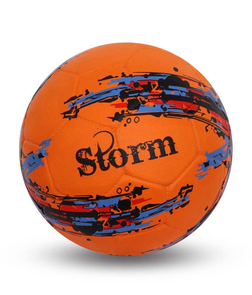 Nivia Orange Storm Football / Ball 354OR