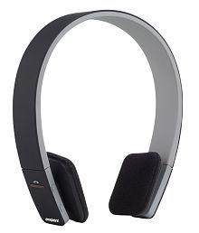 Envent Boombud Over-the-head Bluetooth Headphone - Black