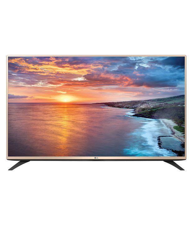 LG 43UF690T 108 cm (43) Smart Ultra HD LED Television