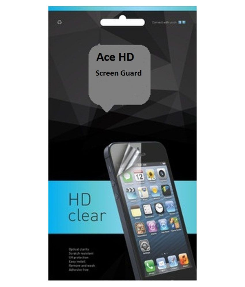 Racip Clear Screen Guard For HTC Desire 816