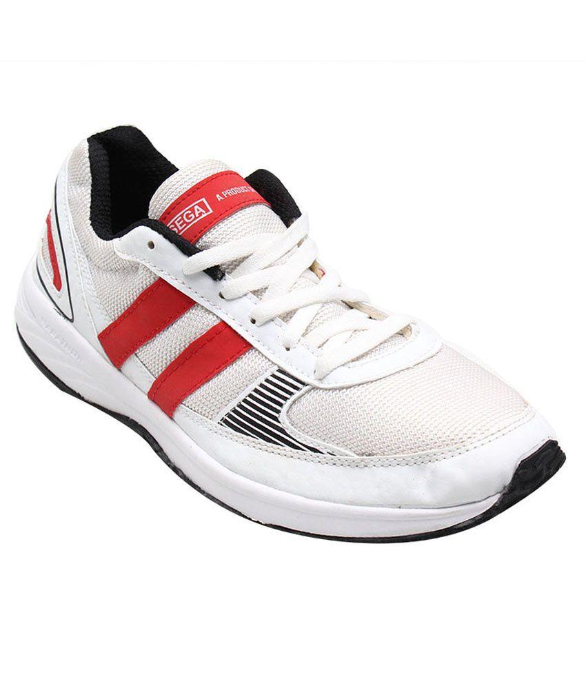 Sega Shoes White