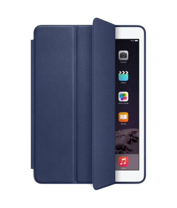 BeingStylish Flip Cover For Apple Ipad 2/3/4 Blue