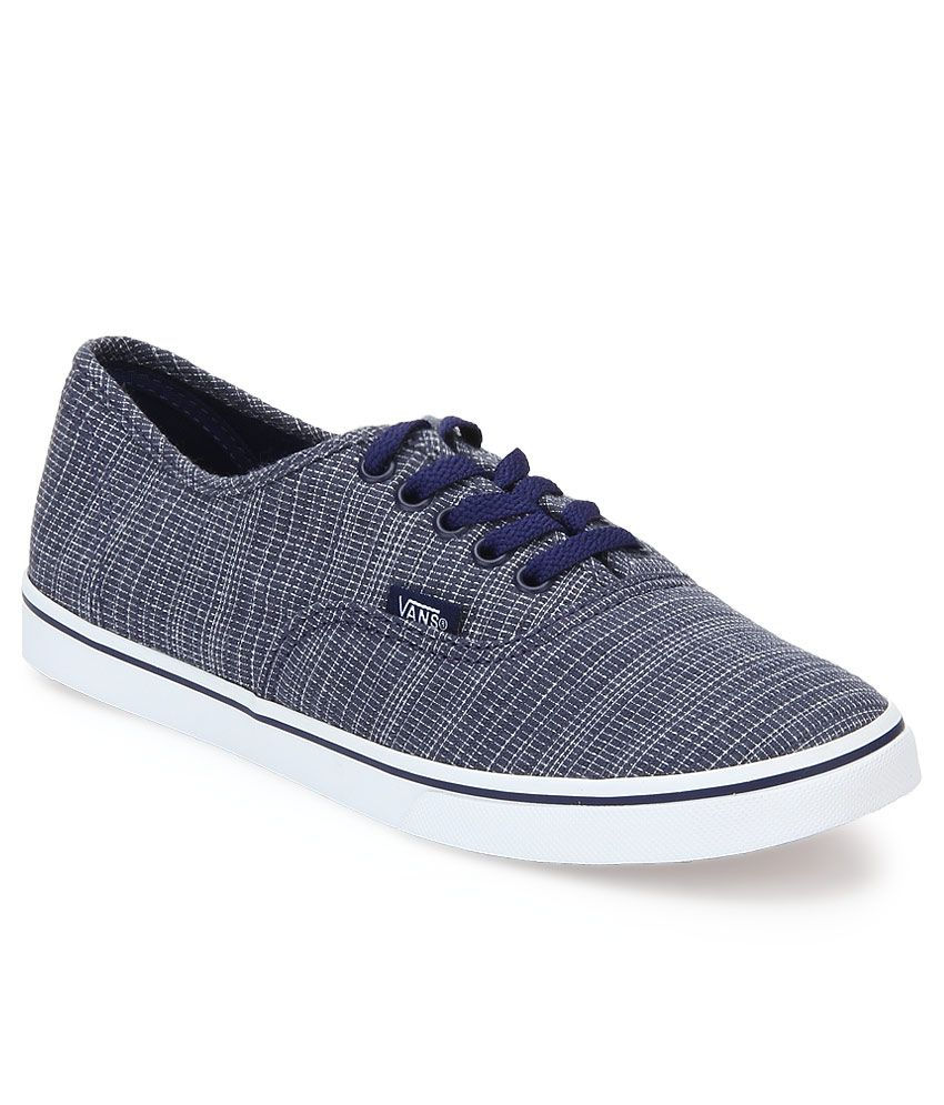 cee6d5ec05 Vans Authentic Lo Pro Gray Casual Shoes Price in India- Buy Vans Authentic  Lo Pro Gray Casual Shoes Online at Snapdeal
