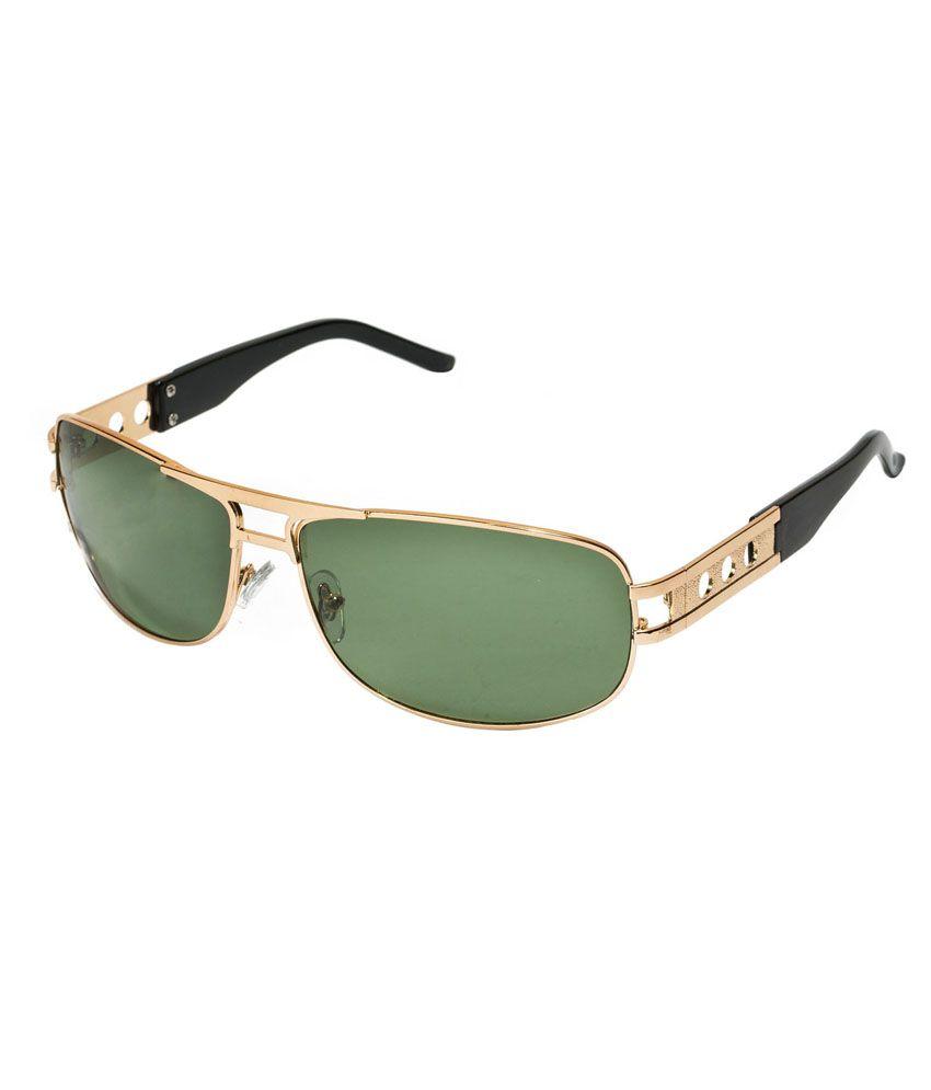 Vespl Golden Sunglasses