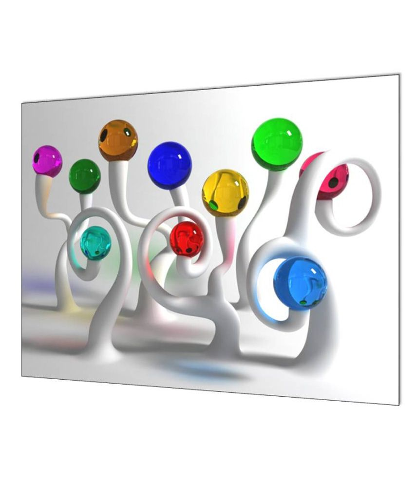Kitchen gallery glass wall decor photograph buy kitchen for Snapdeal products home kitchen decorations