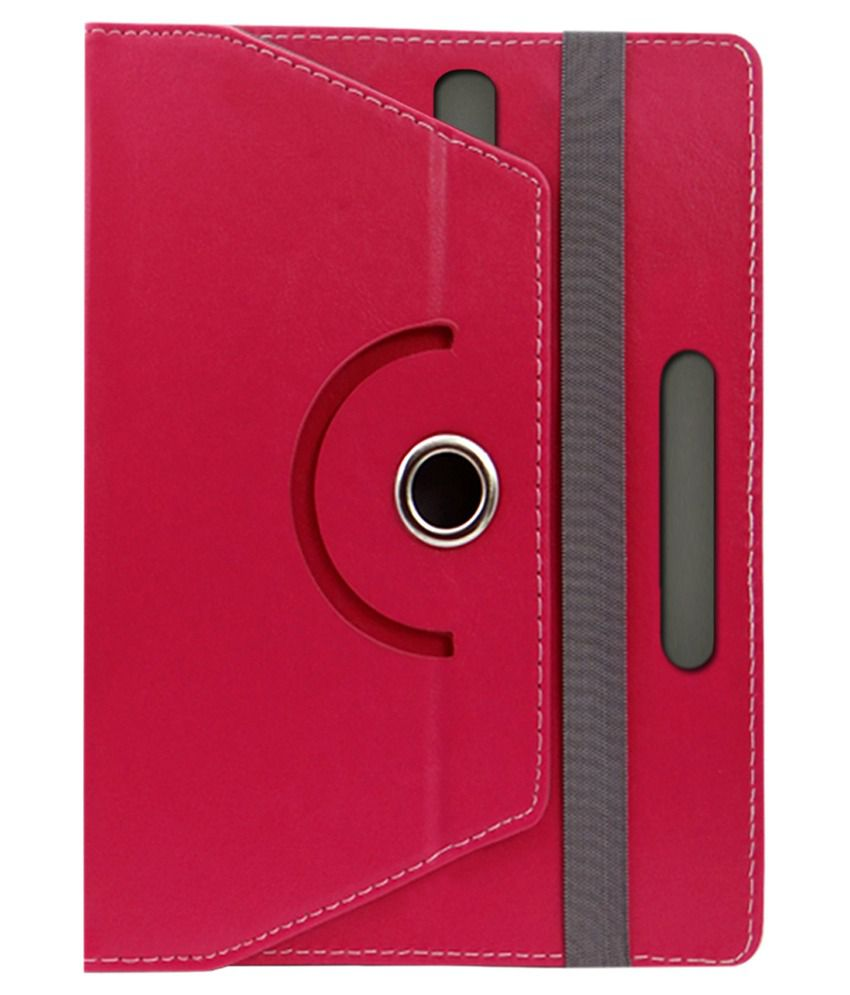 ACM Flip Cover for Huawei Mediapad M2 - Red