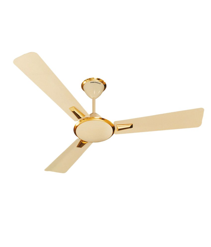 Crompton Greaves 48 Inches Aura Ceiling Fan Ivory Price In