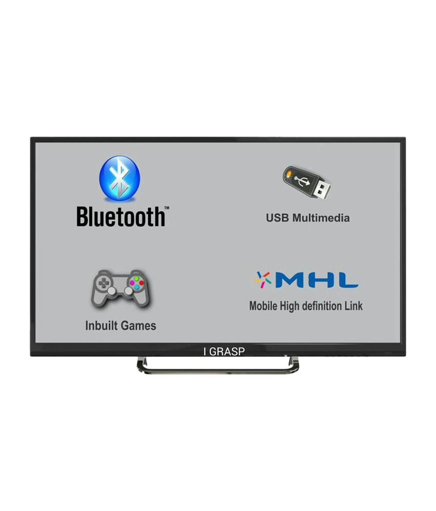 I Grasp PB40 101 cm (40) Bluetooth Full HD LED Television