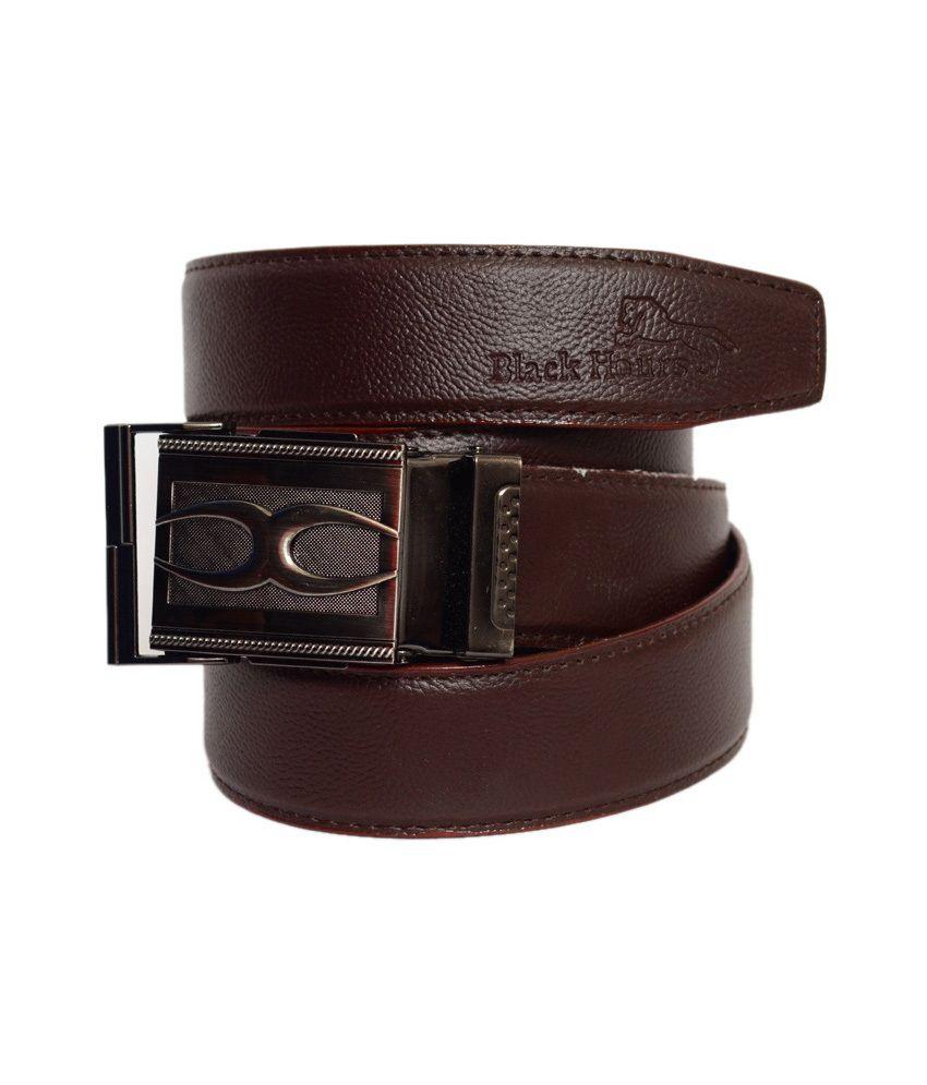 R-BN Men's Belt