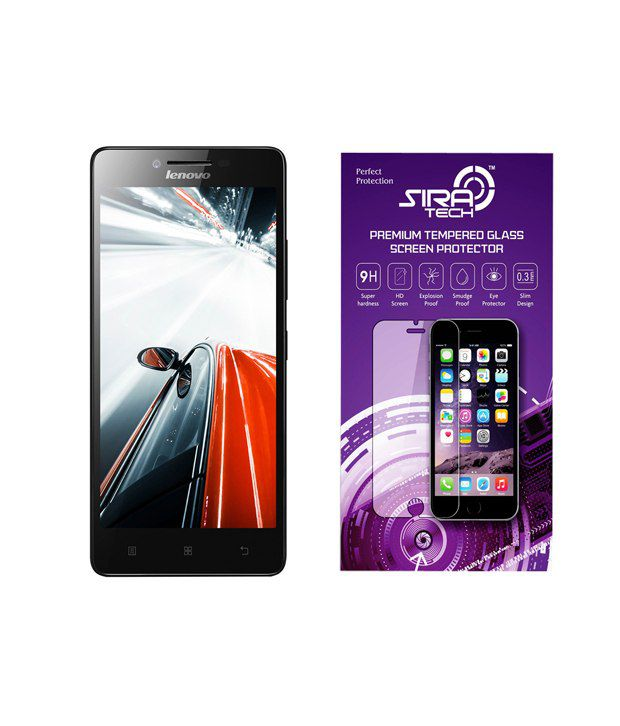Lenovo A6000 Tempered Glass Screen Guard by Siratech