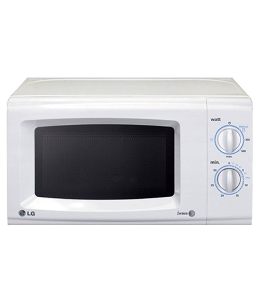 Lg 20 Ltr Ms2021cw Solo Microwave Oven Price In India