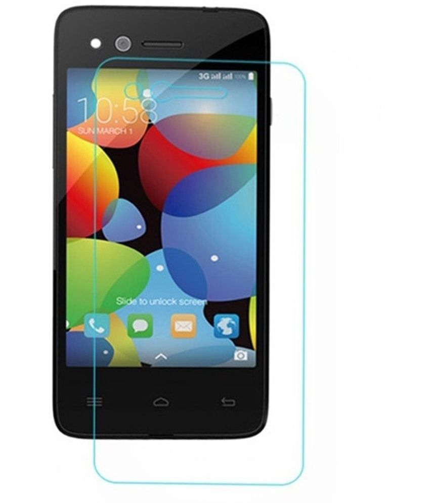 Infocus M2 Clear Screen Guard by Uni Mobile Care