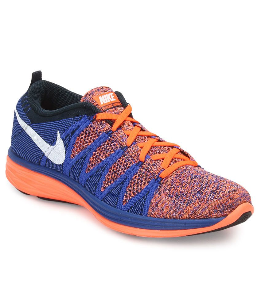 big sale b6806 d2c51 Nike Flyknit Lunar2 Multi Colour Sports Shoes - Buy Nike Flyknit Lunar2  Multi Colour Sports Shoes Online at Best Prices in India on Snapdeal