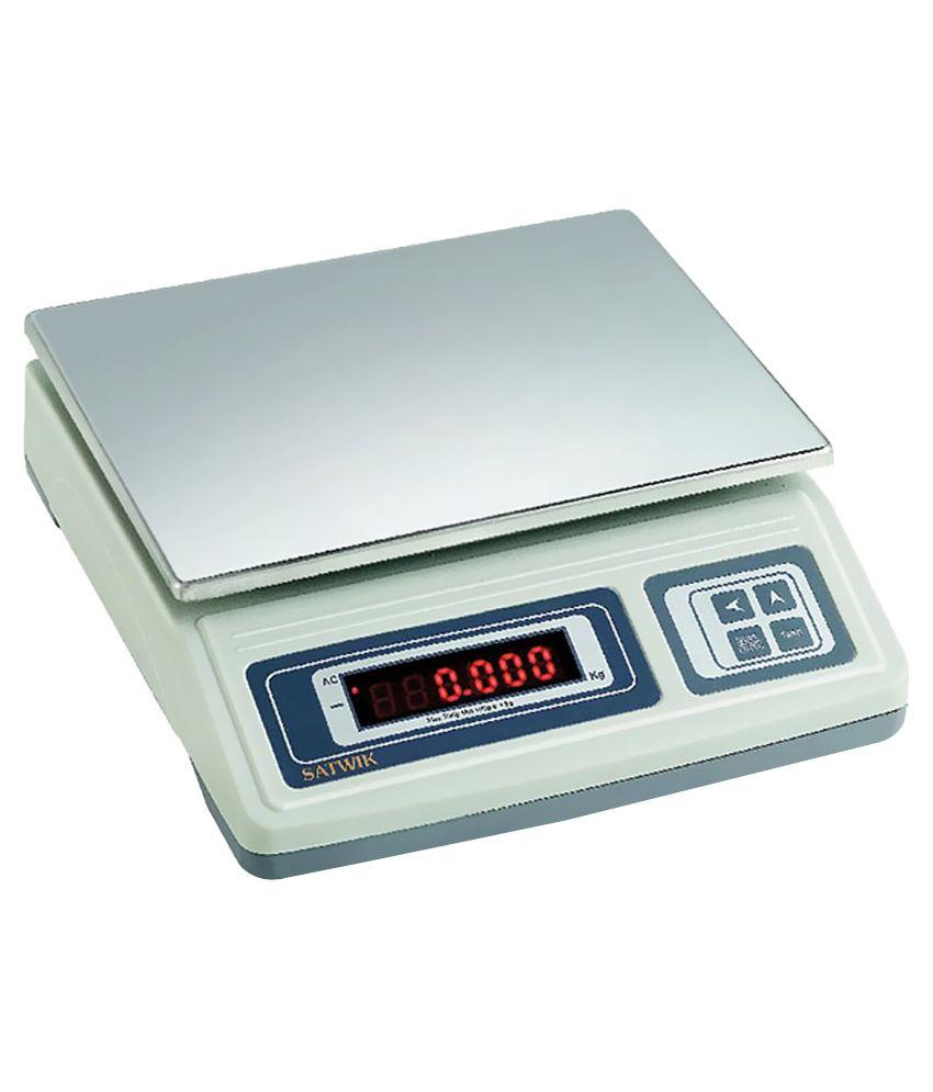 Satwik Surya Table Top Weighing Scale: Buy Satwik Surya Table Top ...