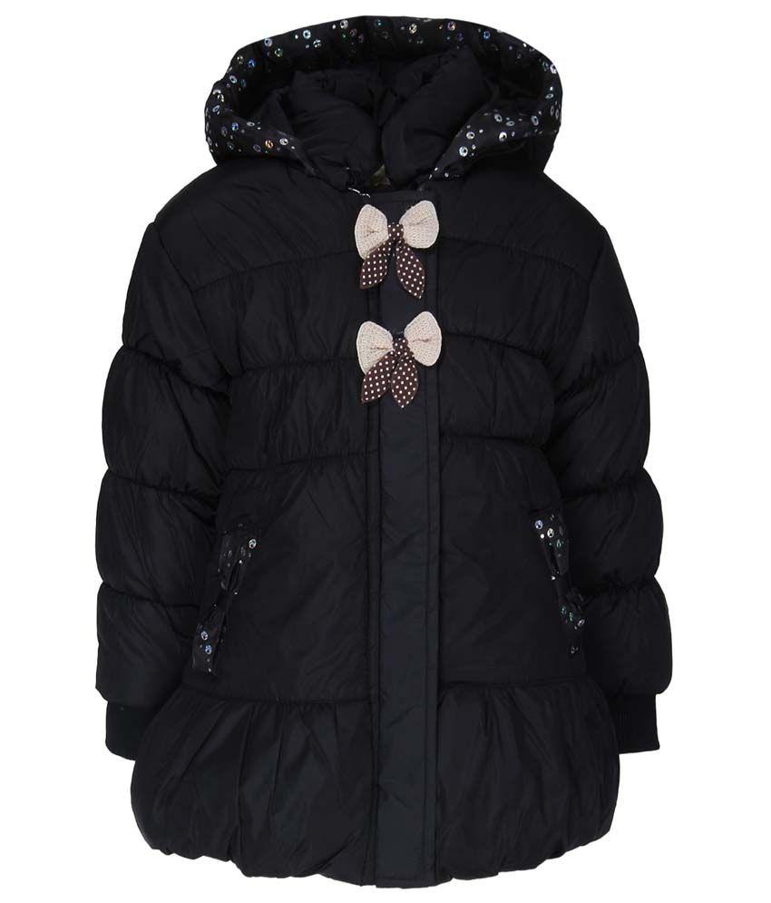 Sakhi Sang Black Full Sleeves Jacket