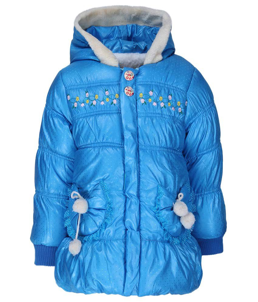Sakhi Sang Blue Full Sleeves Jacket