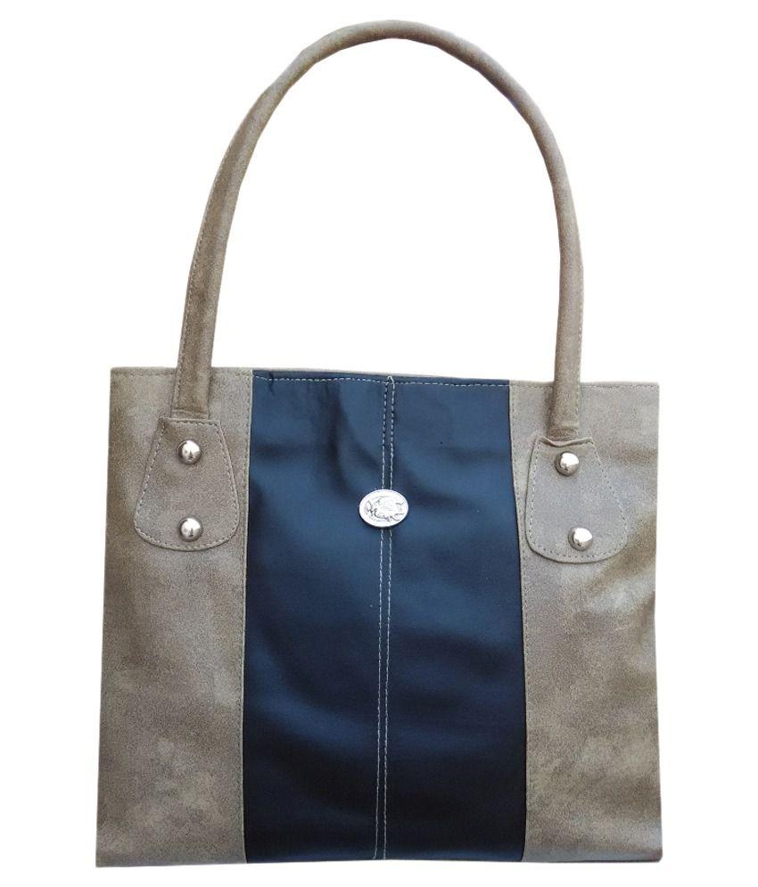 Flair Brown Shoulder Bag