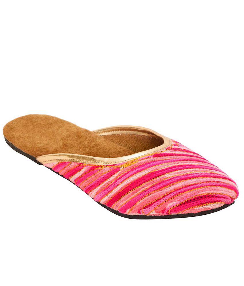 Footrendz Pink Shoe