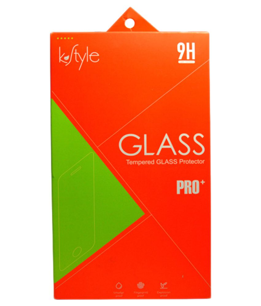 K-Style Tempered Glass Screen Guard for Samsung Galaxy A7