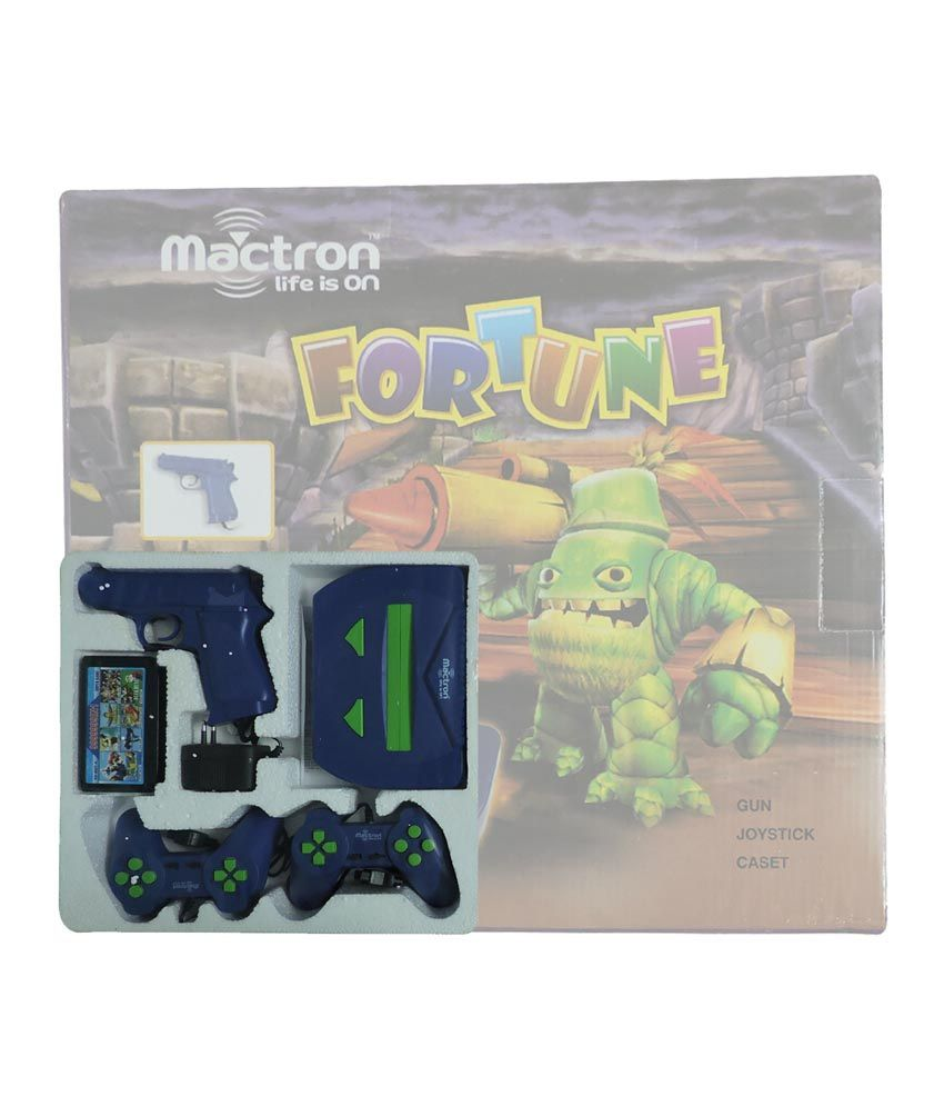 Mactron Fortune Video Game