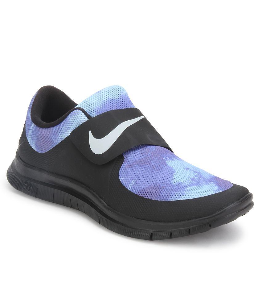 nike free socfly black sports shoes buy nike free socfly