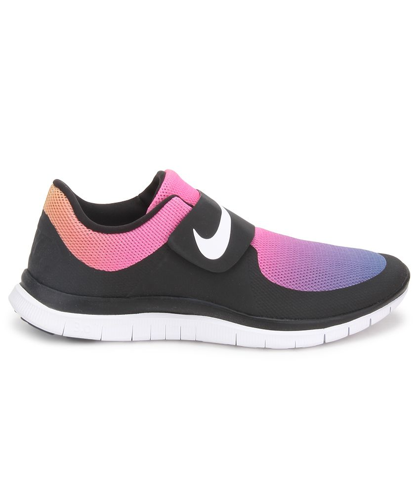 f927d0b9160f Nike Free Socfly Black Sports Shoes - Buy Nike Free Socfly Black ...