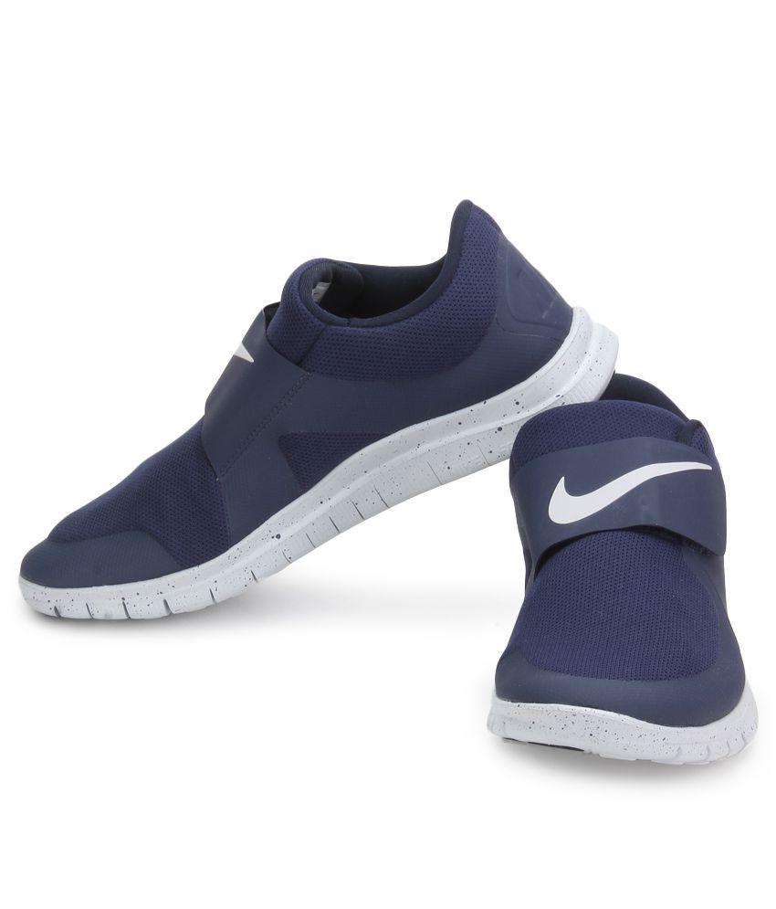 e3ae41b396e4 Nike Free Socfly Blue Sports Shoes Nike Free Socfly Blue Sports Shoes ...