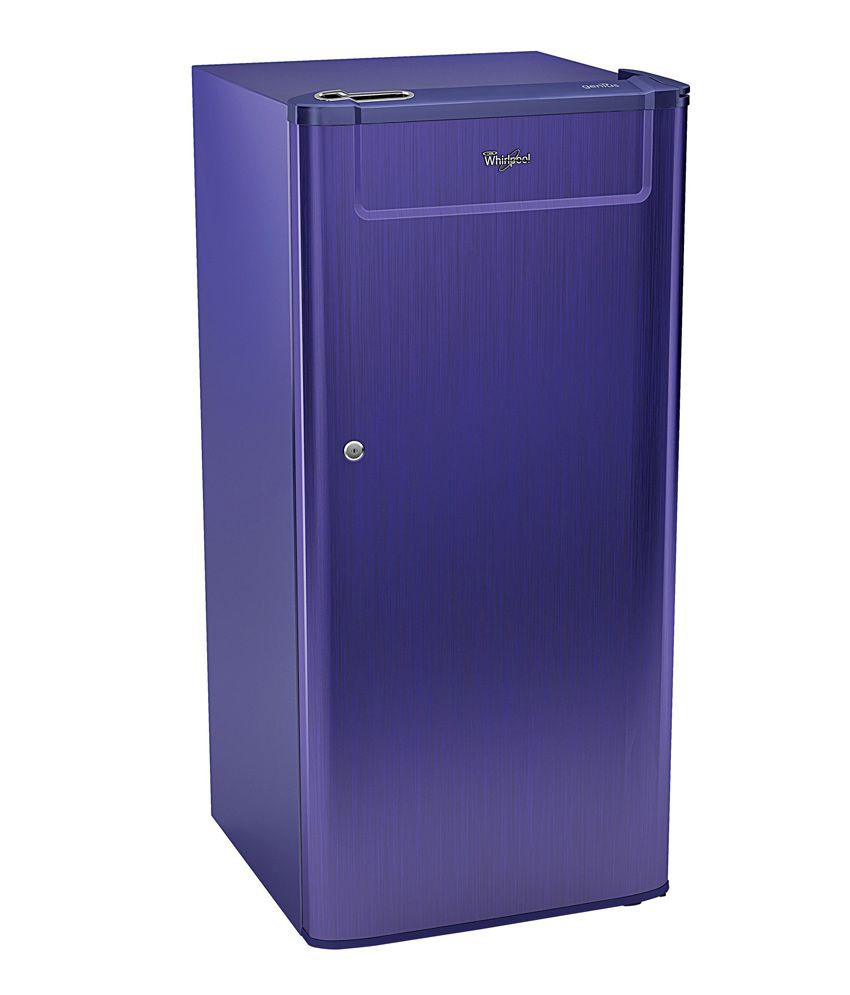 Whirlpool 190 Ltr 4 Star 205 GENIUS CLS PLUS 4S Single Door Refrigerator - Sapphire Titanium