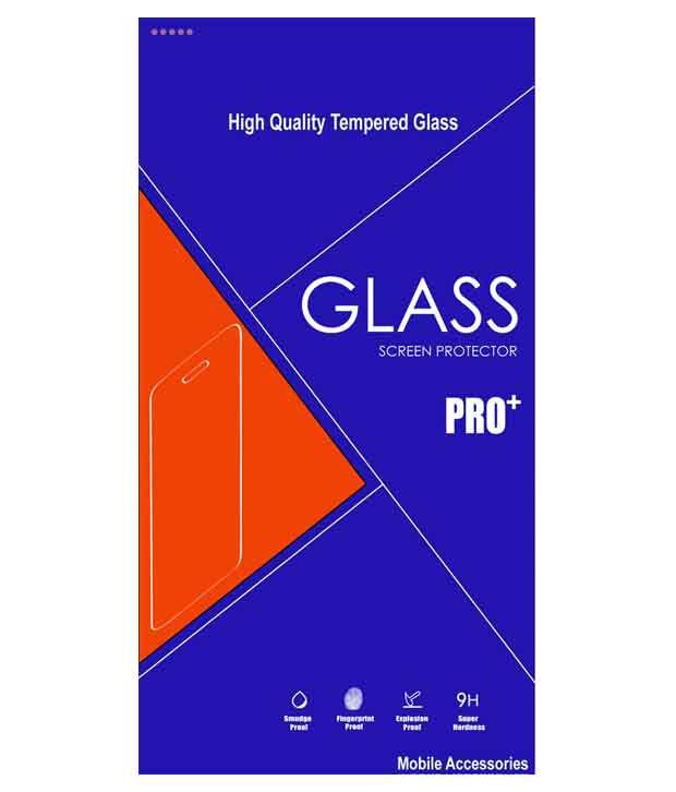 Lenovo A6000 Tempered Glass Screen Guard by NXG4U
