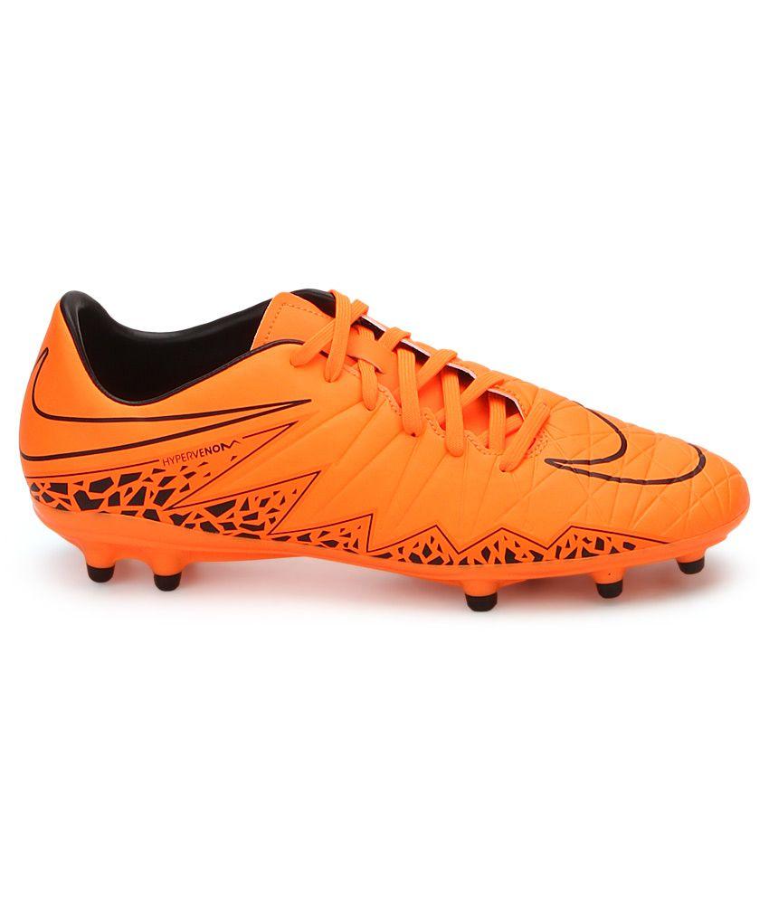 Nike Hypervenom Phelon Ii Fg Orange Sport Shoes - Buy Nike ... bbe7bedcc
