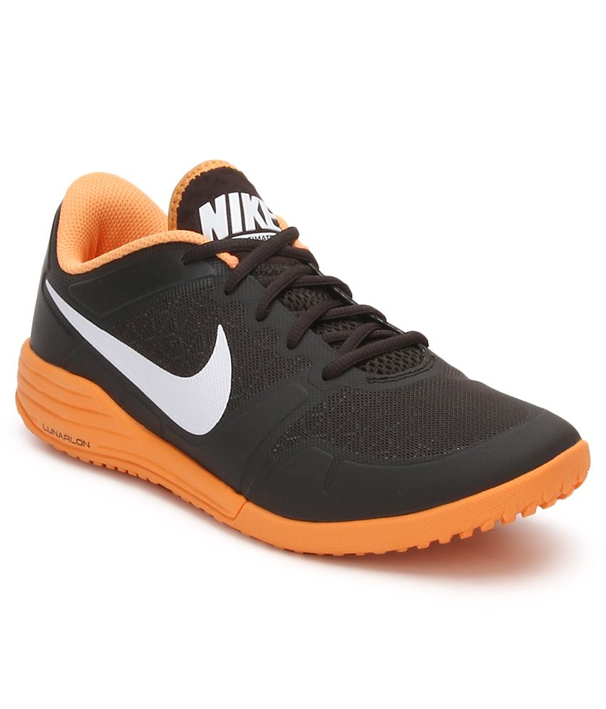 competitive price c4c28 0583d Nike Lunar Ultimate Tr Gray Sport Shoes - Buy Nike Lunar Ultimate Tr Gray  Sport Shoes Online at Best Prices in India on Snapdeal