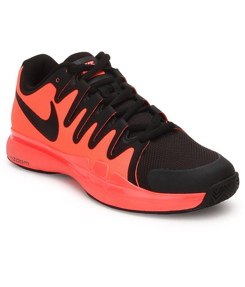 Nike Zoom Vapor 9.5 Tour Black Sport Shoes ...