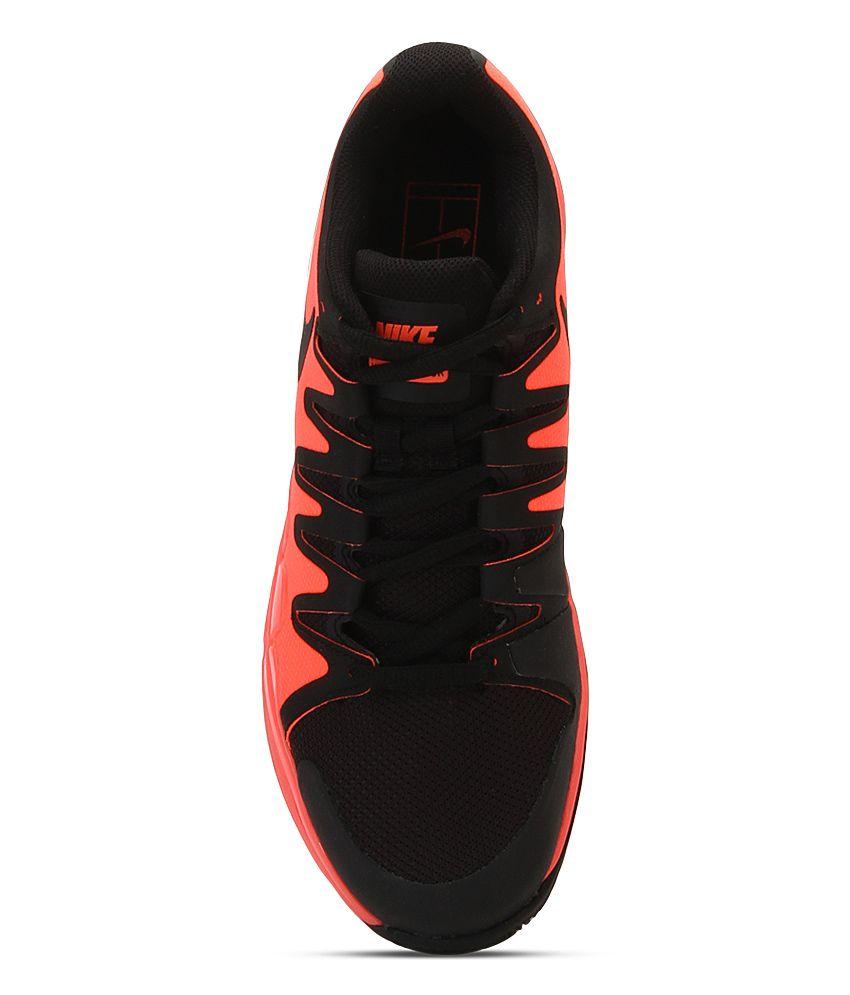 7f816c725d3b Nike Zoom Vapor 9.5 Tour Black Sport Shoes - Buy Nike Zoom Vapor 9.5 ...