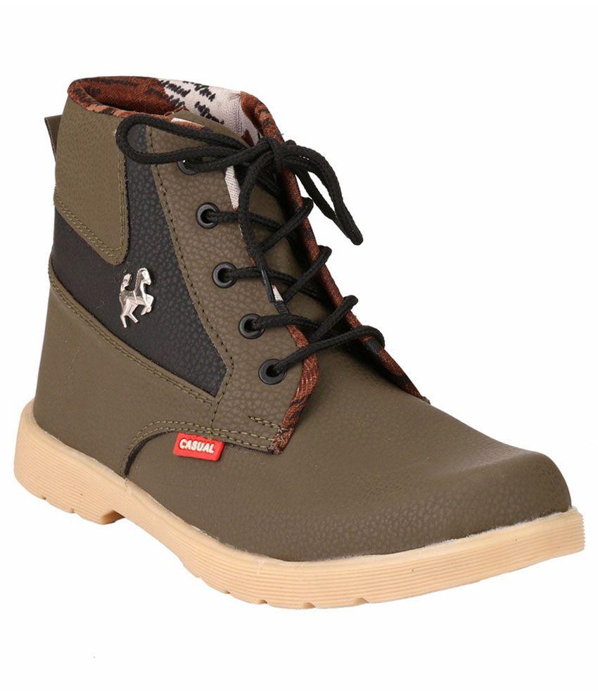 Aaron Green Boots