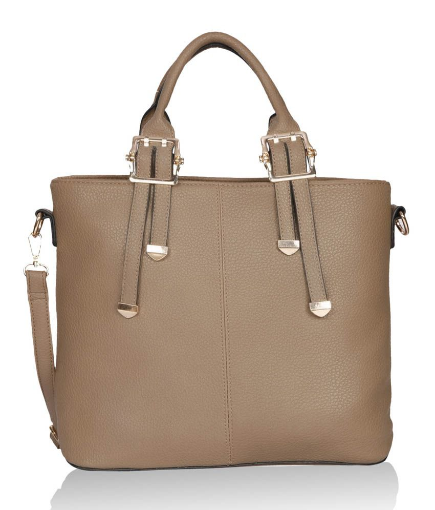 Bagkok Brown Satchel Bag