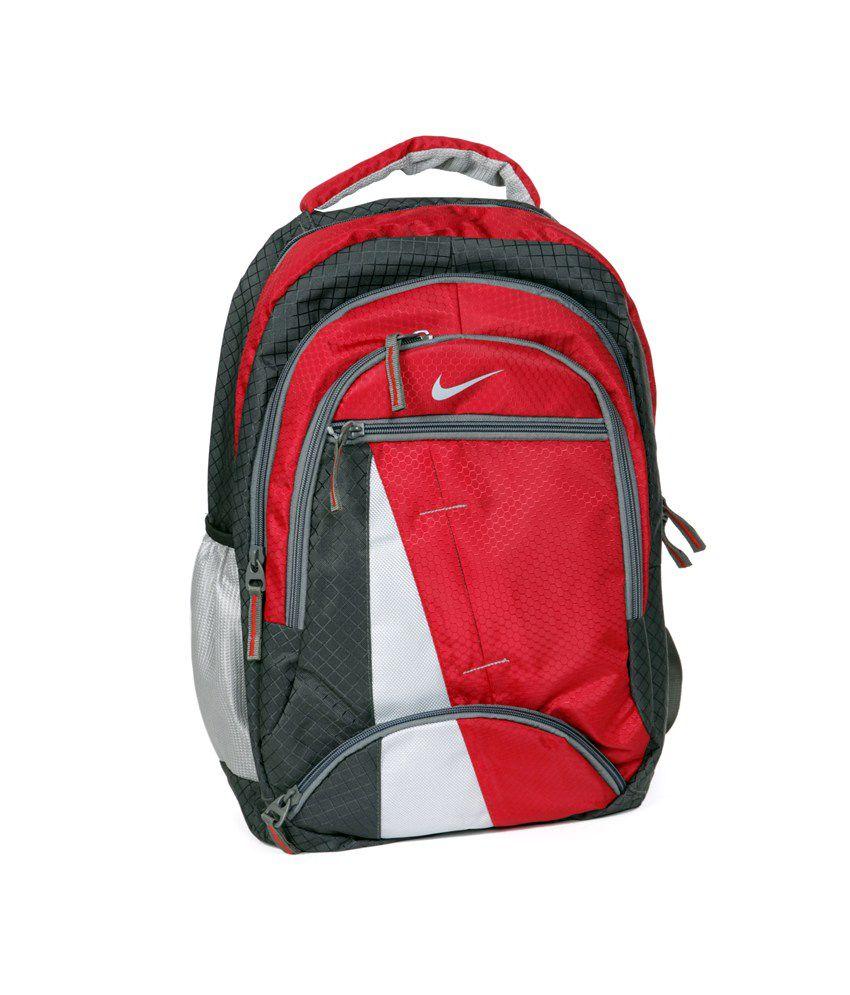 Premium Red Canvas Laptop Bag For Lenovo Laptops