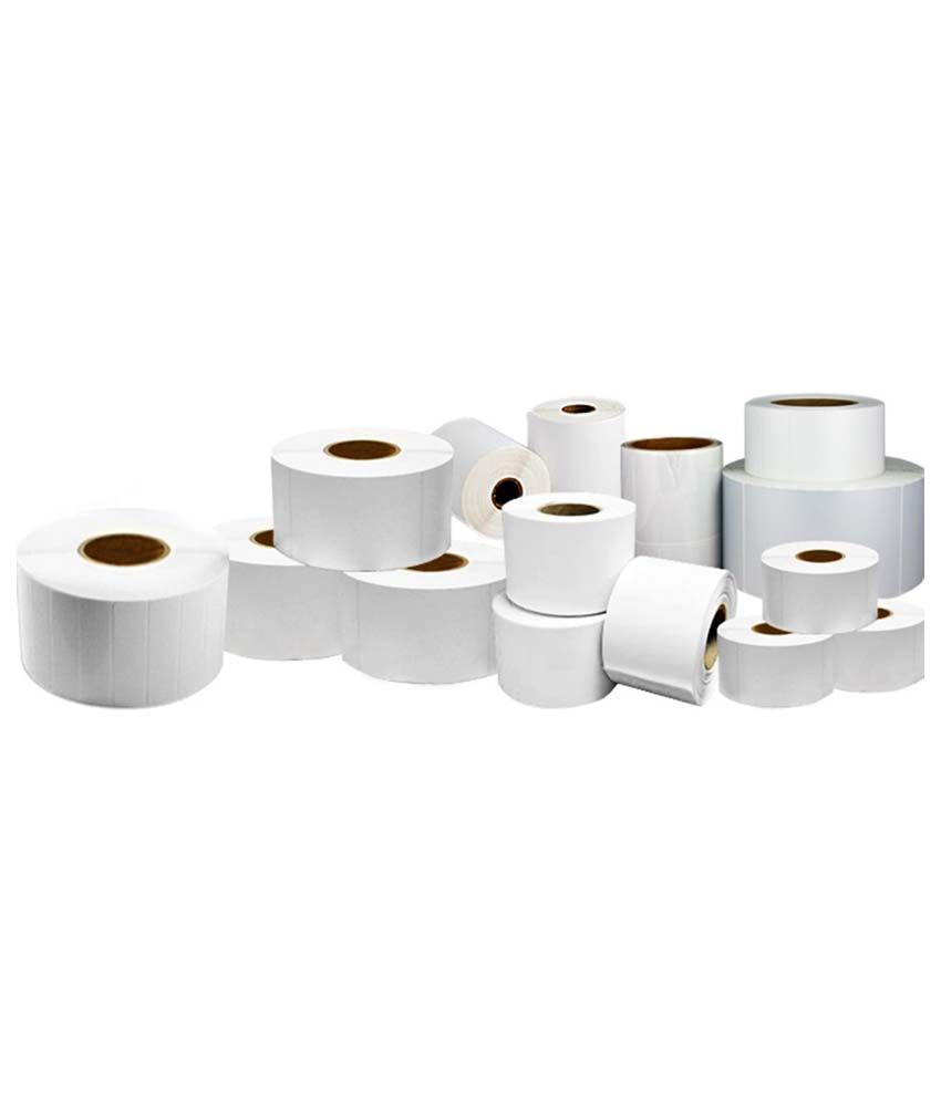 Maestrod Barcode Label Roll M113 (34mm x 20mm) - Pack of 19500 Labels