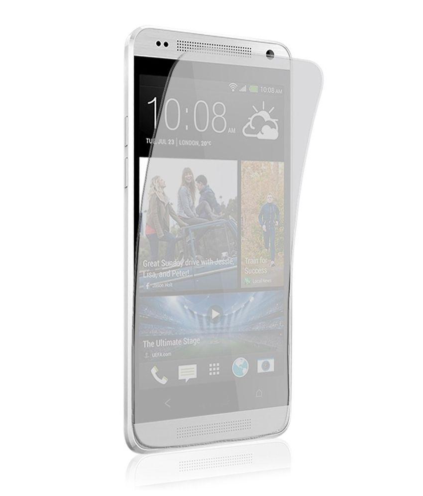 HTC Desire 816 Matte Screen Guard by Scratch Pruff