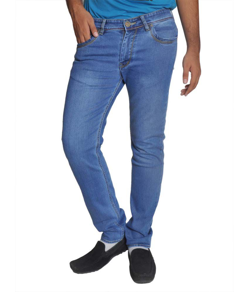 213a462c Levi's Redloop Blue Cotton Jeans - Buy Levi's Redloop Blue Cotton Jeans  Online at Best Prices in India on Snapdeal