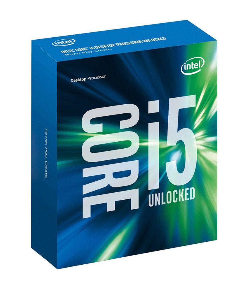 Intel Core I5 6600k 3.50 Ghz 6mb Cache Lga1151 6th Generation Processor