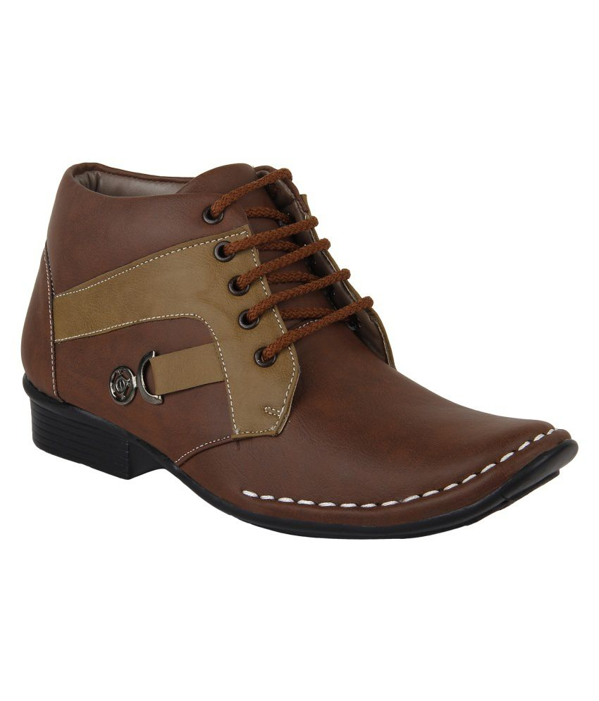Marcoferro Brown Boots