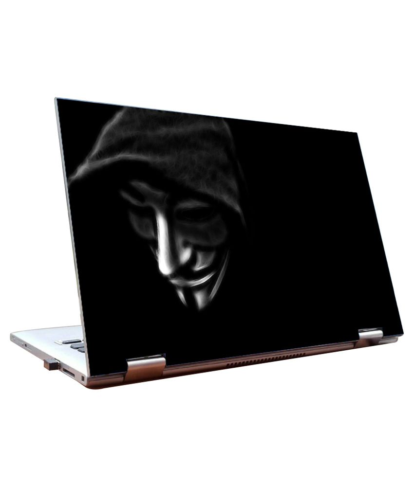 Laptop Skins 15 6 Inch Anonymous Guy Fawkes Dell Lenovo Acer