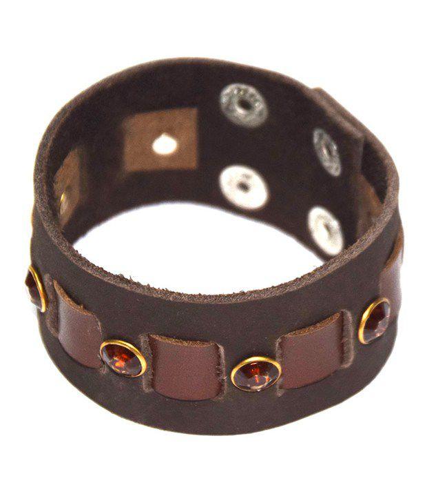 New Sakshi International Brown Bracelet