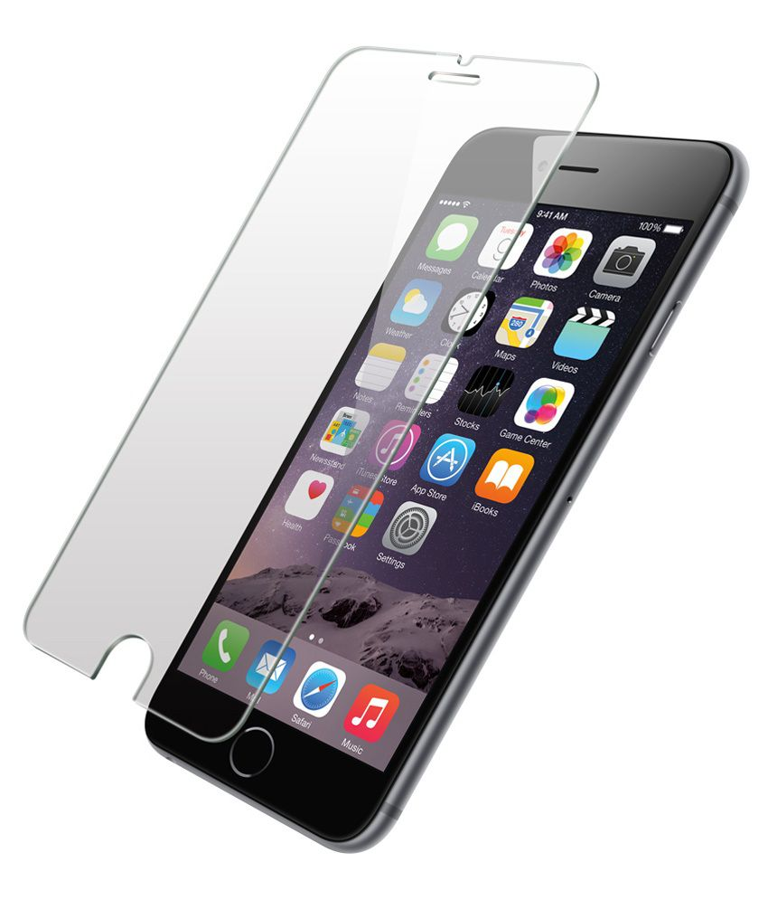 Apple iPhone 6S Plus Tempered Glass Screen Guard by cellphonez