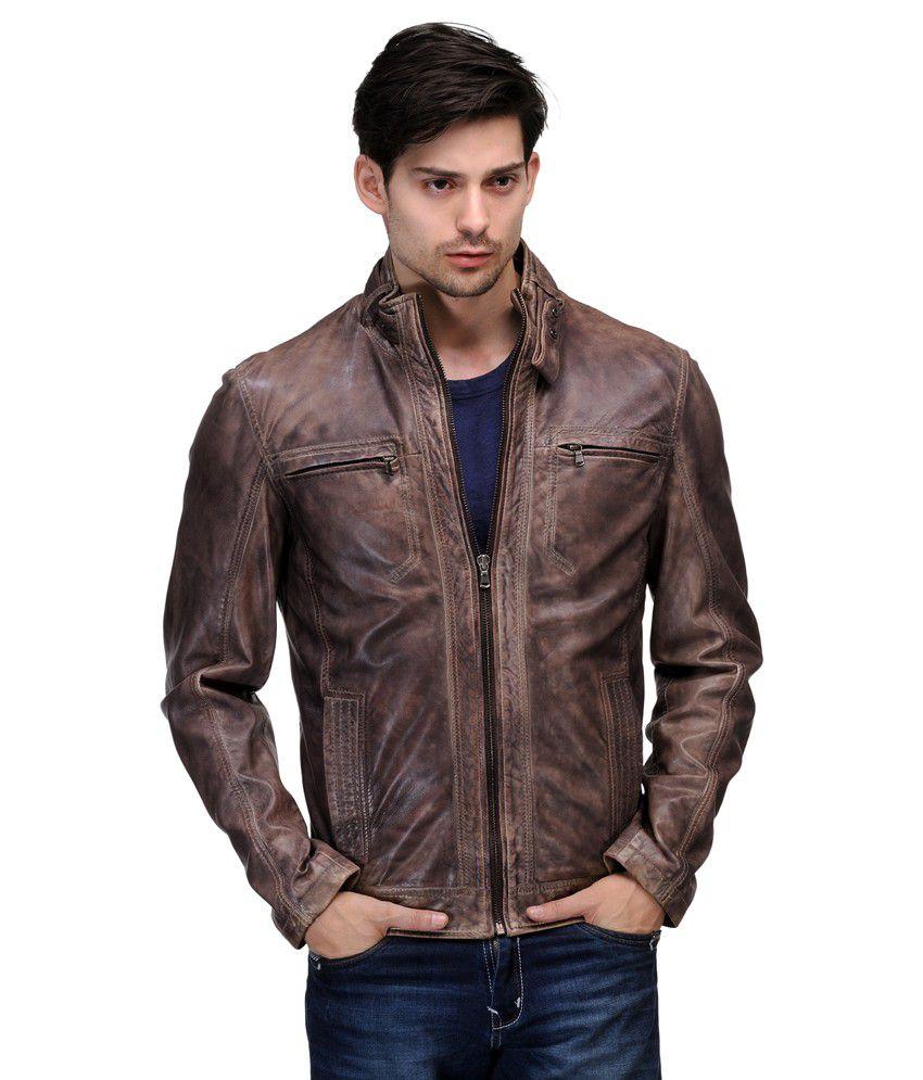 Leather jacket india - Leather Jacket Price In India
