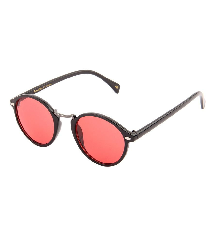 a7746bc246 Funky Boys 3011-C7 Black Round Sunglasses - Buy Funky Boys 3011-C7 Black  Round Sunglasses Online at Low Price - Snapdeal