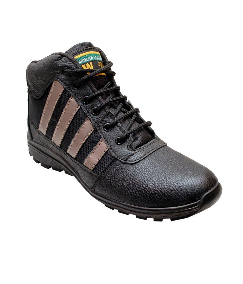 Valenki Black Boots