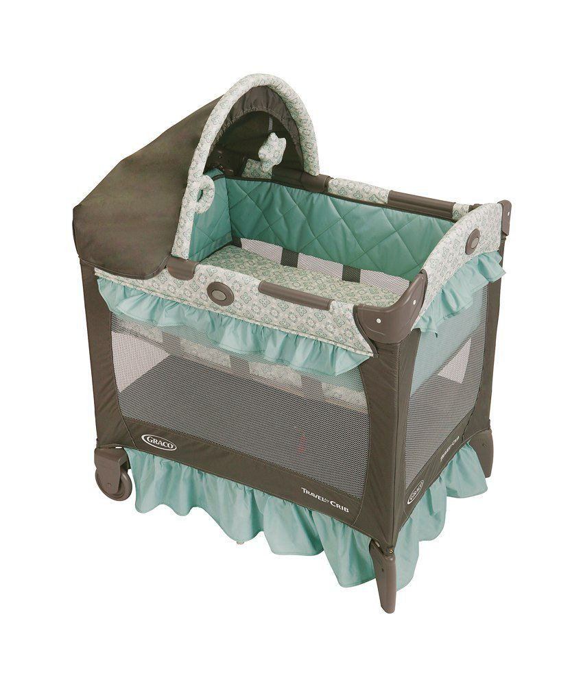 ae7a525bdbc0 Graco Pack  n Play On The Go Playard Bassinet - Buy Graco Pack  n Play On  The Go Playard Bassinet Online at Low Price - Snapdeal
