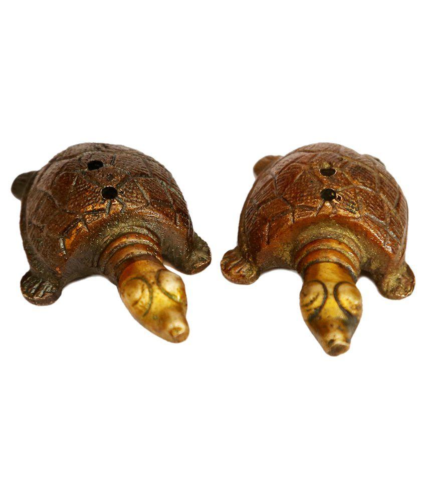 Craftartz Antique Color Brass Tortoise